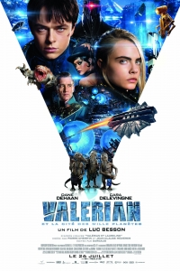 Валериан и город тысячи планет \ Valerian and the City of a Thousand Planets