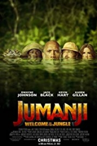 Джуманджи: Зов джунглей  \ Jumanji: Welcome to the Jungle